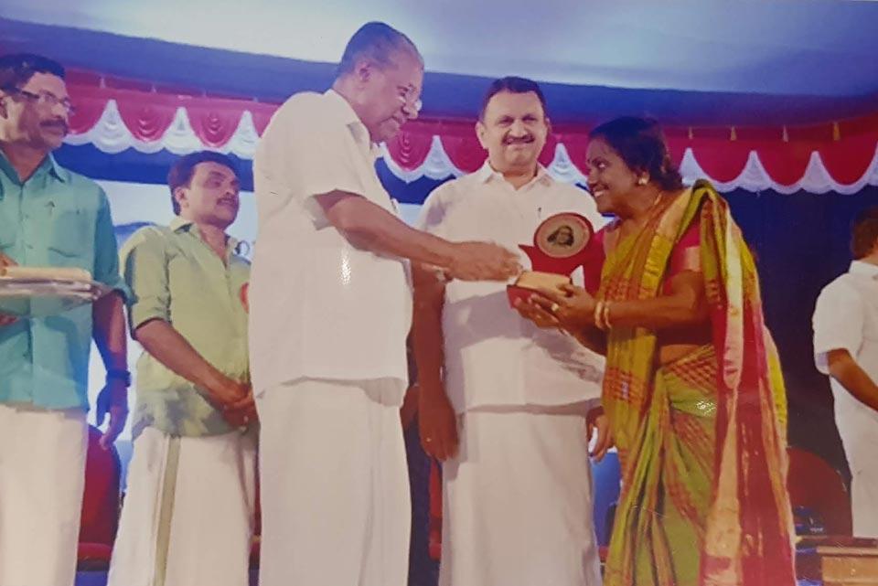 Keralanatana Prathibha Title – Guru Gopinath Natana Gramam