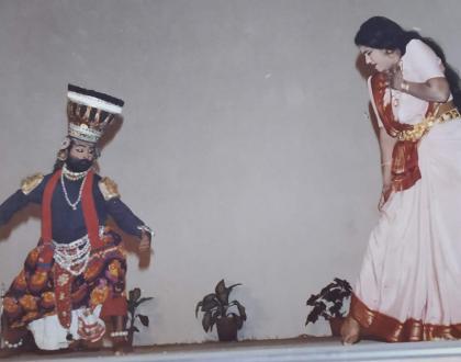 Veda-Dhamayanthi programme at Trivandrum Nishagandhi Auditorium