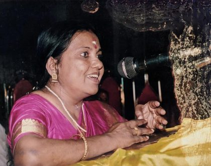 Demonstration of 'Keralanadanam'