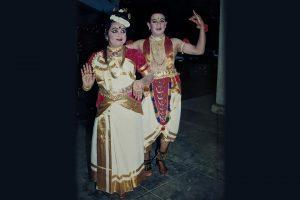 Performed Shiva Parvathy Nritham